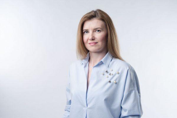 Slavěna Vorobelová foto