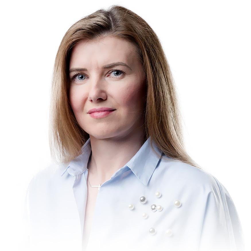 Slavěna Vorobelová portrét